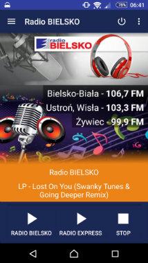 Aplikacja Radio BIELSKO
