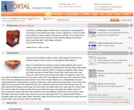 Portal Grzegorz Mochtak